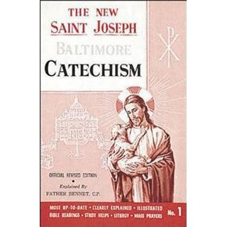 Saint Joseph Baltimore Catechism (No. 1) (Häftad, 1995)