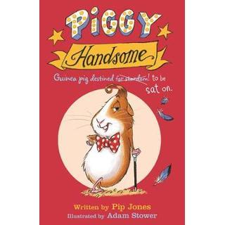 Piggy Handsome: Guinea Pig Destined for Stardom! (Piggy 1)