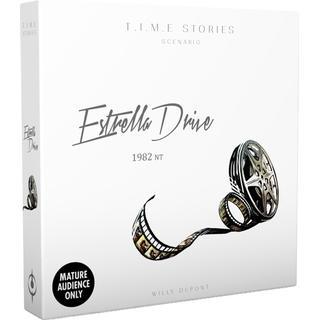 Spacecowboys T.I.M.E Stories: Estrella Drive