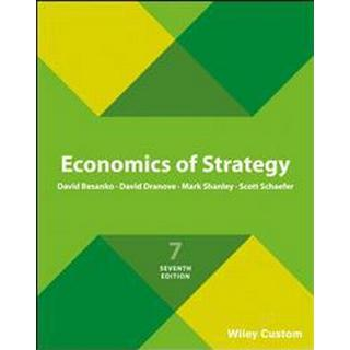 Economics of Strategy (Häftad, 2017)
