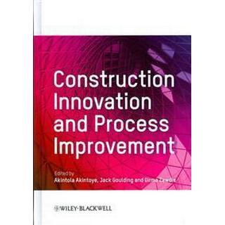 Construction Innovation and Process Improvement (Inbunden, 2012)