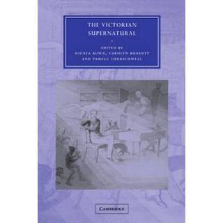 The Victorian Supernatural (Pocket, 2009)