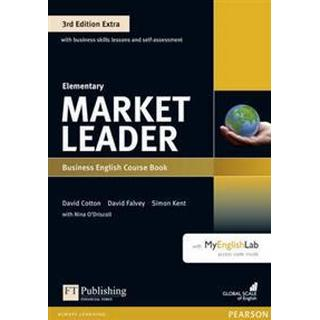 Market Leader Extra Elementary (Pocket, 2017)