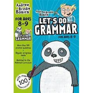 Lets do grammar 8-9 (Pocket, 2017)