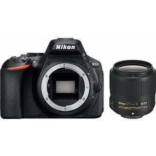 Nikon D5600 + 35mm