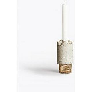 New Works Crowd Moira Mesh Candlestick