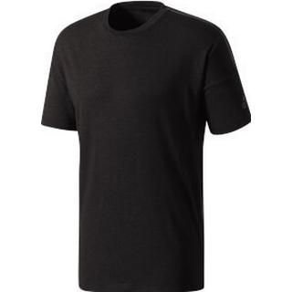 Adidas Z.N.E. T-Shirt Wool Men - Black