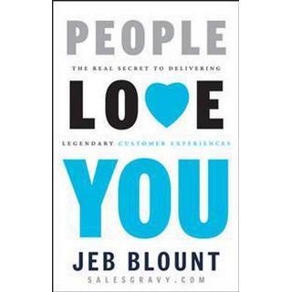 People Love You (Inbunden, 2013)