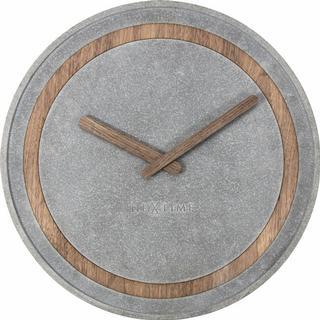 Nextime Concreto 39.5cm Wall clock