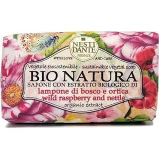 Nesti Dante Bio Natura Wild Raspberry & Nettle Soap 250g