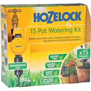 Hozelock Automatic Watering Kit 15 Pot