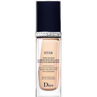 Christian Dior Diorskin Star Foundation SPF30 #023 Peach