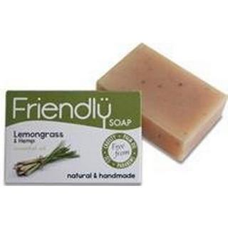 Friendly Soap Lemongrass & Hemp Soap 95g