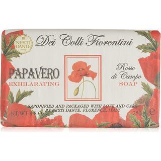 Nesti Dante Dei Colli Fiorentini Poppy Soap 250g