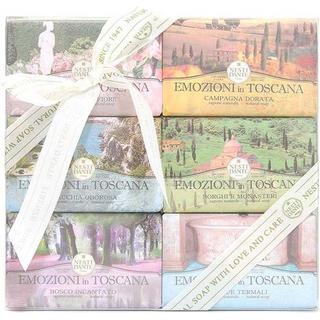 Nesti Dante Emozioni in Toscano Soap 150g 6-pack