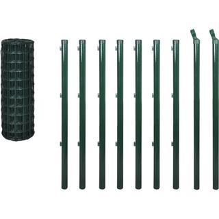vidaXL Euro Fence Set 10mx100cm 142393