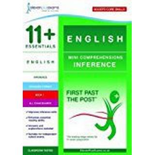 11+ Essentials English Mini Comprehensions: Inference Book 1 (First Past the Post)