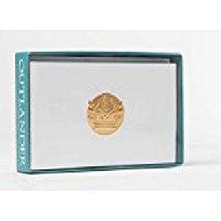 Outlander: Fraser Crest: Embossed Foil Note Cards (Outlander Note Cards)