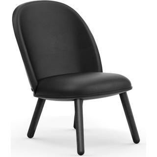 Normann Copenhagen Ace Leather Lounge Chair