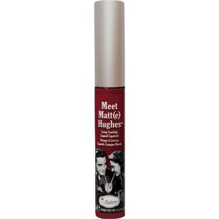 The Balm Meet Matt(e) Hughes Long Lasting Liquid Lipstick Loyal