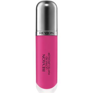 Revlon Ultra HD Matte Lip Color #650 Spark