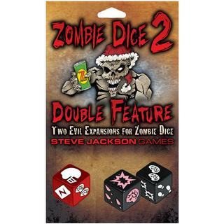 Steve Jackson Games Zombie Dice 2: Double Feature