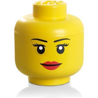 Room Copenhagen Lego Iconic Storage Head S – Girl