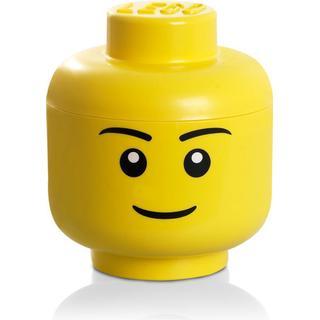 Room Copenhagen Lego Iconic Storage Head L – Boy