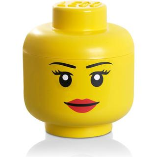 Room Copenhagen Lego Iconic Storage Head L – Girl