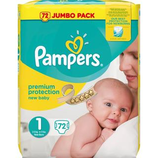 Pampers Premium Protection New Baby Size 1