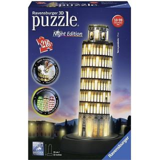 Ravensburger Leaning Tower of Pisa Night Edition