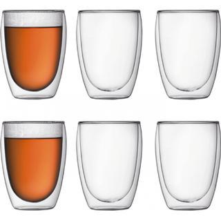 Bodum Pavina Drinking Glass 35 cl 6 pcs