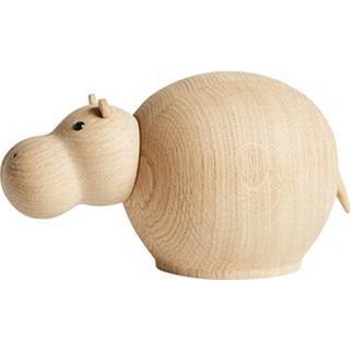 Woud Hibo Hippopotamus 11cm Figurine