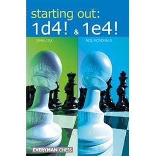 Starting Out: 1d4 & 1e4 (Häftad, 2017)