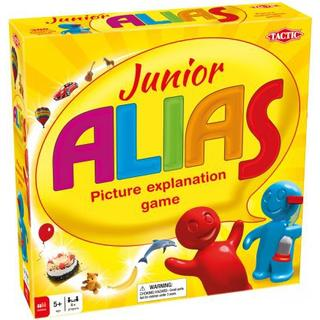 Tactic Junior Alias