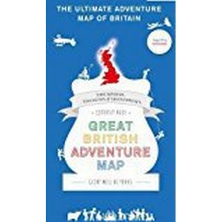 Great British Adventure Map