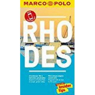 Rhodes Marco Polo Pocket Travel Guide 2018 - with pull out map (Marco Polo Guides)