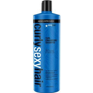 Sexy Hair Curl Enhancing Shampoo 1000ml