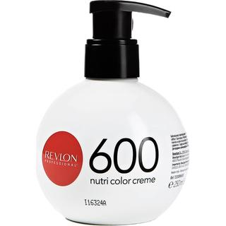 Revlon Nutri Color Creme #600 Fire Red 250ml