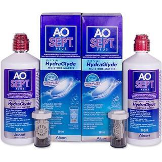 Alcon AO Sept Plus 360ml 2-pack