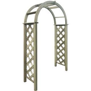 vidaXL Trellis Arch 110x230cm