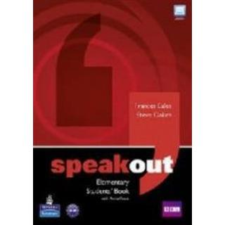Speakout Elementary Students book and DVD/Active Book Multi Rom pack (Övrigt format, 2011)