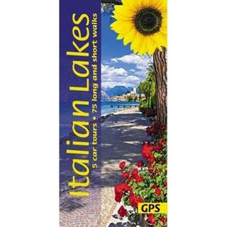 Italian Lakes: 5 car tours, 75 long and short walks, Hæfte