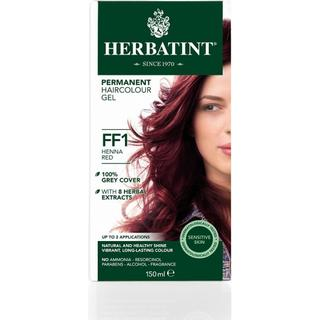 Herbatint Permanent Herbal Hair Colour FF1 Henna Red