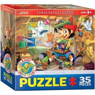 Eurographics Pinocchio 35 Pieces