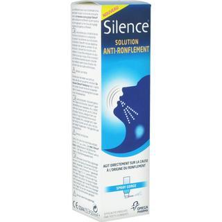 Silence Anti-Snoring Solution 50ml