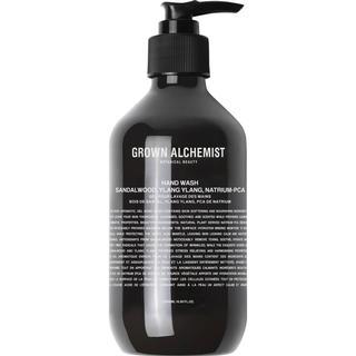 Grown Alchemist Hand Wash Sandalwood Ylang Ylang & Hyaluronan 500ml