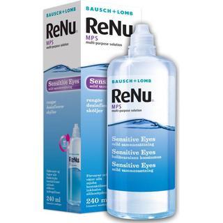 Bausch & Lomb Renu Multi-Purpose Solution 240ml