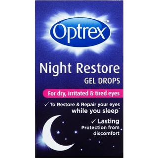 Optrex Night Restore Gel 10ml