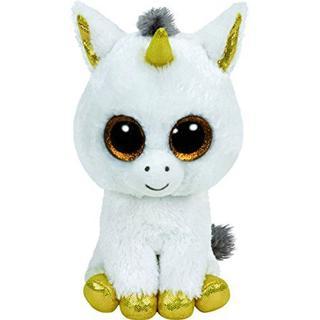 TY Beanie Boos Pegasus the Unicorn 15cm